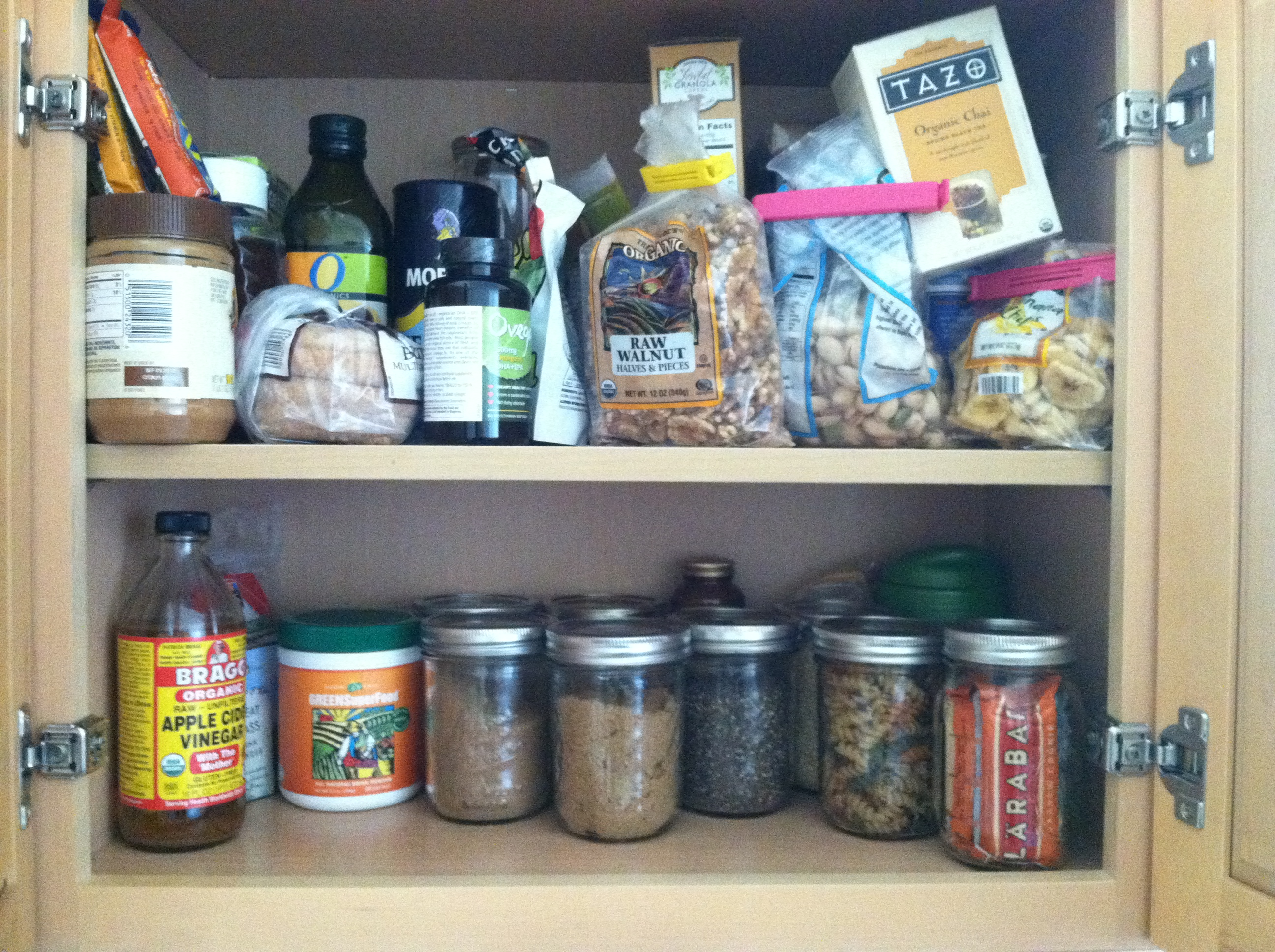 Grocery Shopping A Peak Inside CA YogaSport S Kitchen Cabinets